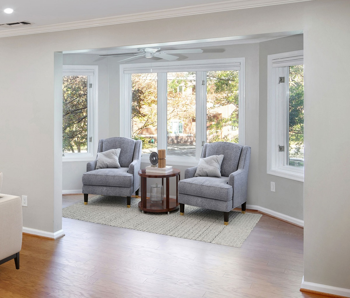 Sample of the Ginger Cove sunroom.